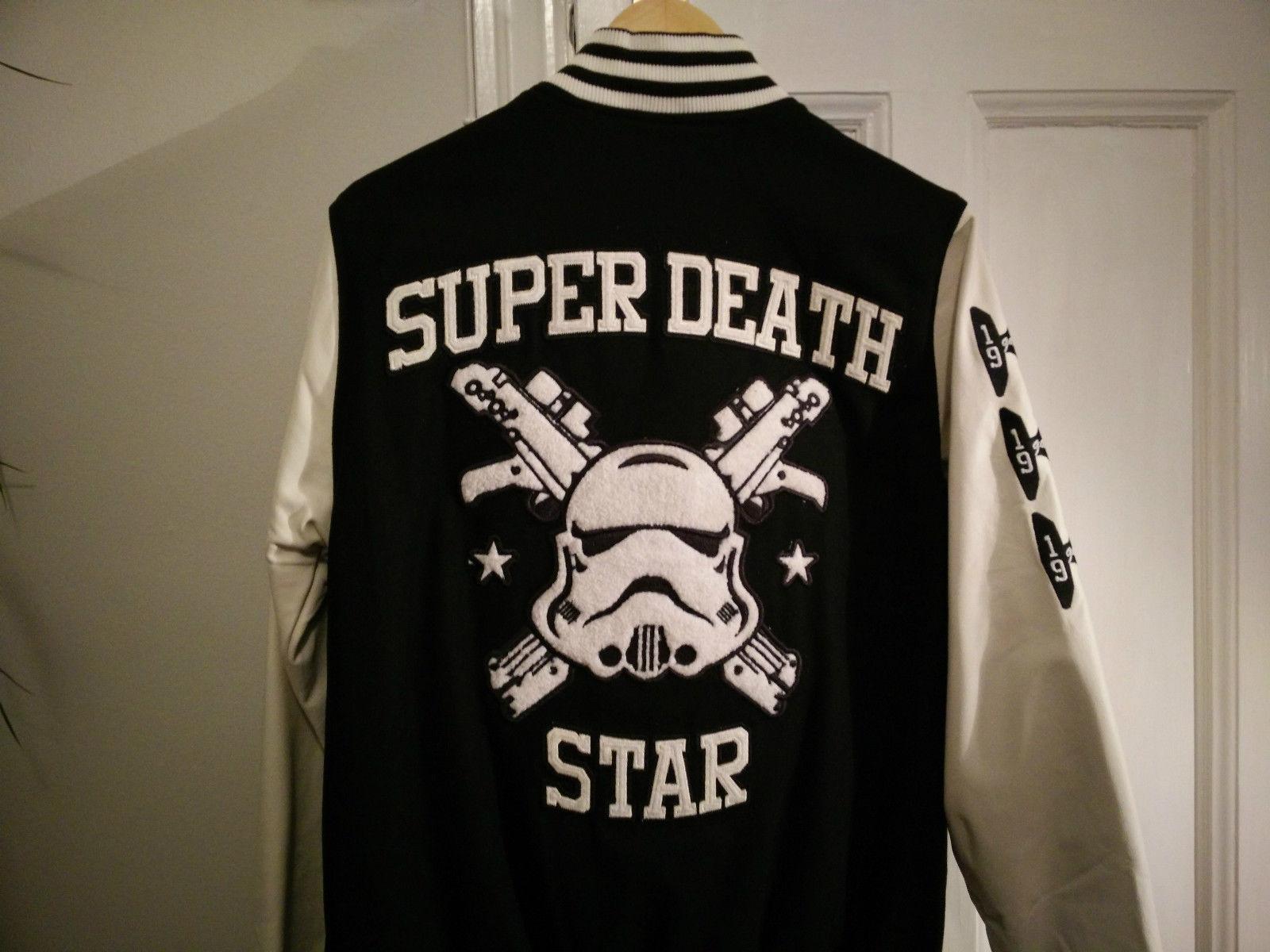 adidas star wars varsity jacket for sale