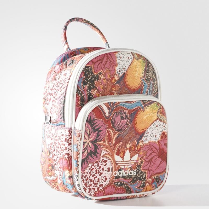 c9542ee80c68 Adidas Originals MINI Classic Farm Flowers Backpack BK7072 Women ...