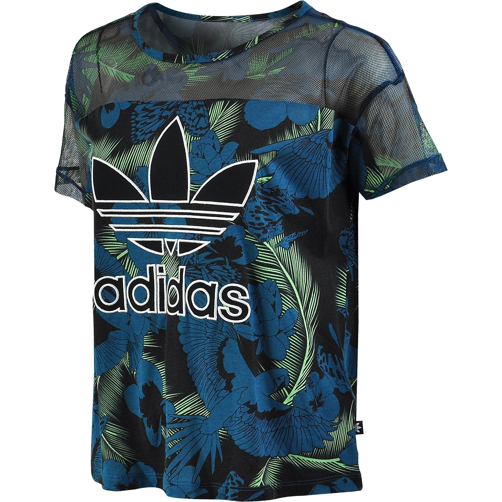 c215159159c Original Adidas Hawaii Mesh Tees S20026 Flora.