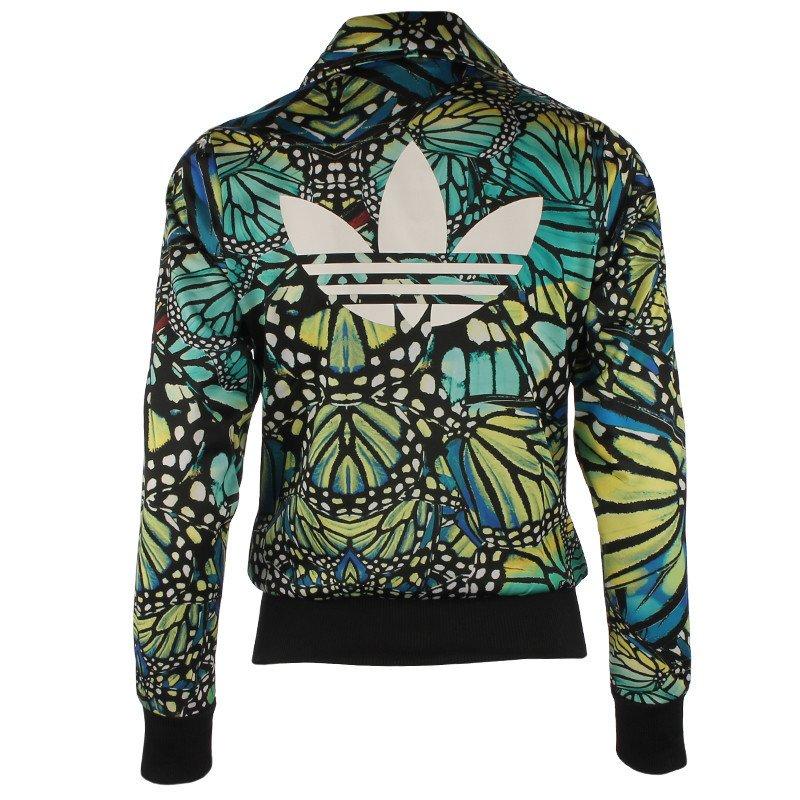 Adidas Originals Womens M30454 Flower Jacket _Promotion ...